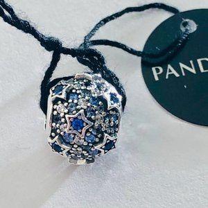 Pandora Elevated Stars Pavé Charm